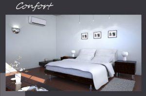 Clim & Chauff - Climatisation ou chaleur, le confort passe par une bonne température