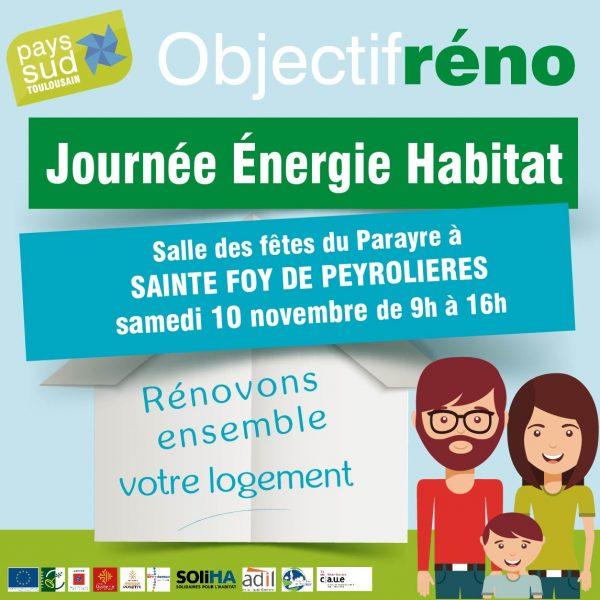 Journée Energie Habitat